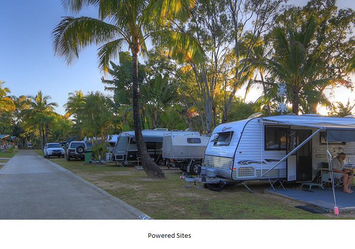 Island Gateway Holiday Park Airlie Beach Qld Australia