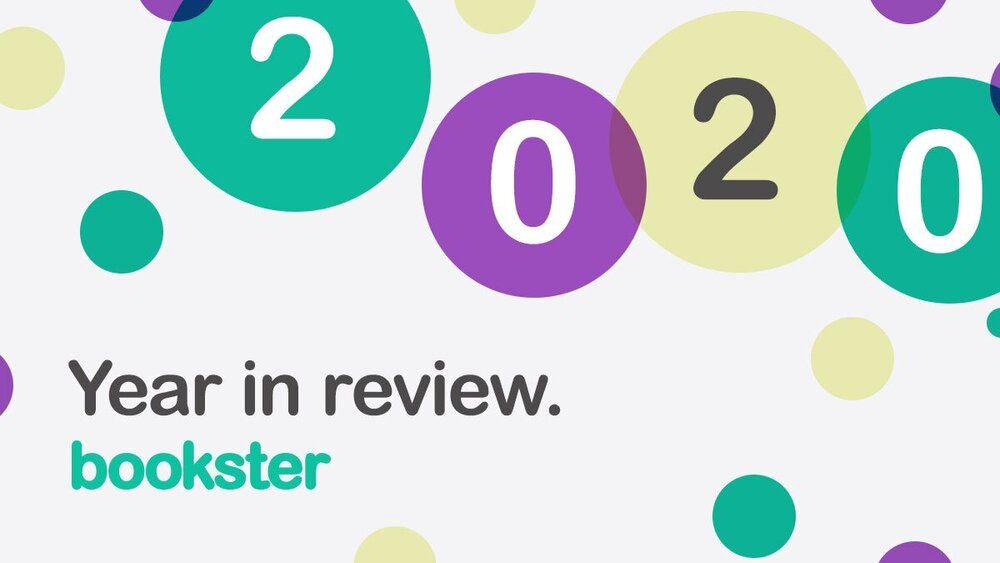 Property Management Software developments 2020 - A list of the major developments implemented by Bookster throughout 2020.