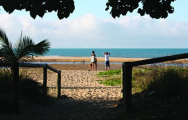 Picture of Bucasia Beachfront Caravan Resort, MacKay, Queensland