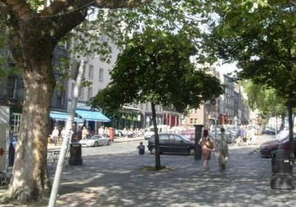The Grassmarket Square
