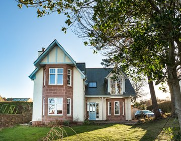 Holidays in North Berwick for the family - Stunning seaside holiday home in North Berwick (© Coast Properties)