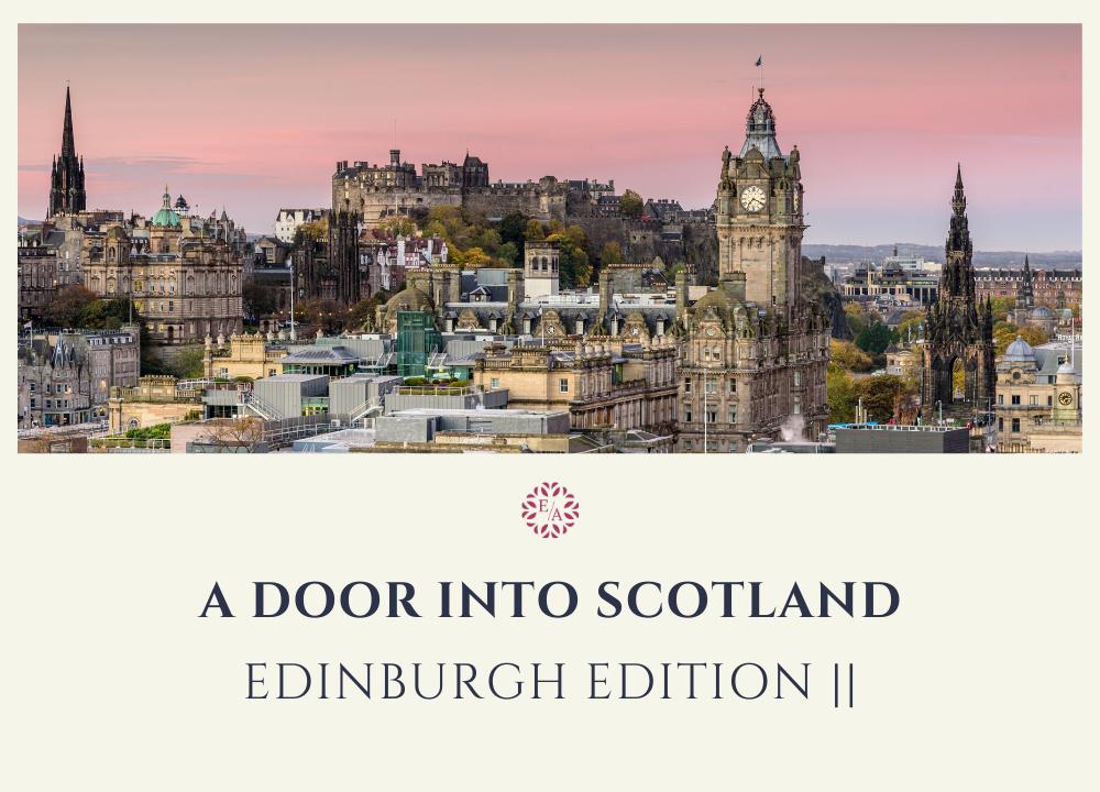 A door into Scotland