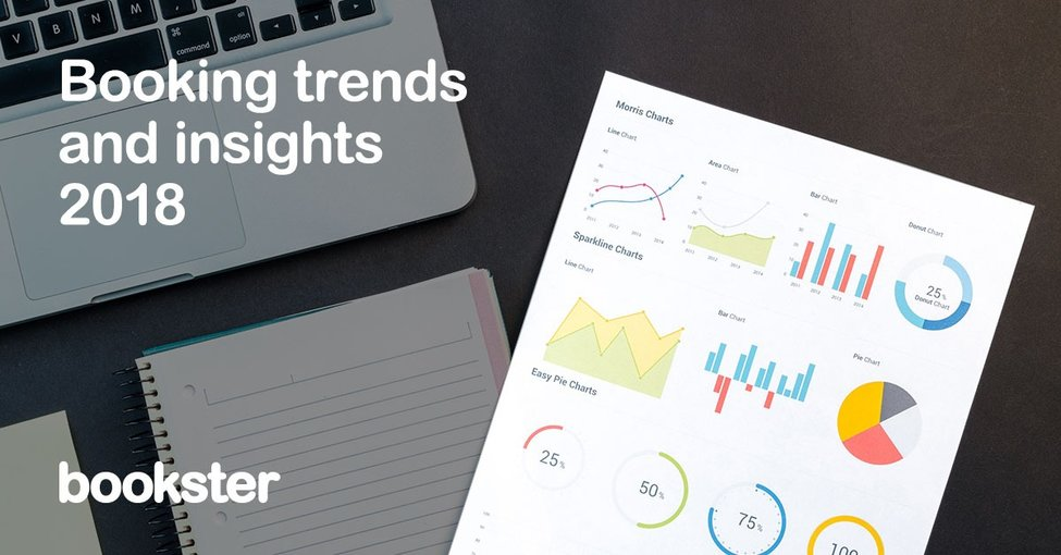 Booking trends and insights 2018 - https://www.pexels.com/@goumbik (© Lukas on Pexels)