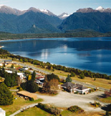 Picture of Manapouri Lake View Motel & Motor Park, Southland
