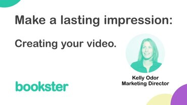 Book Direct: Creating your video - Creating your own personal videos can significantly add value to your brand and attract direct bookers.
