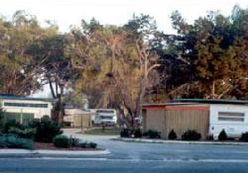 Bramble Bay Caravan Park Clontarf Brisbane Caravan
