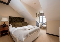 Another bedroom in the Advocate Suite on Royal Mile