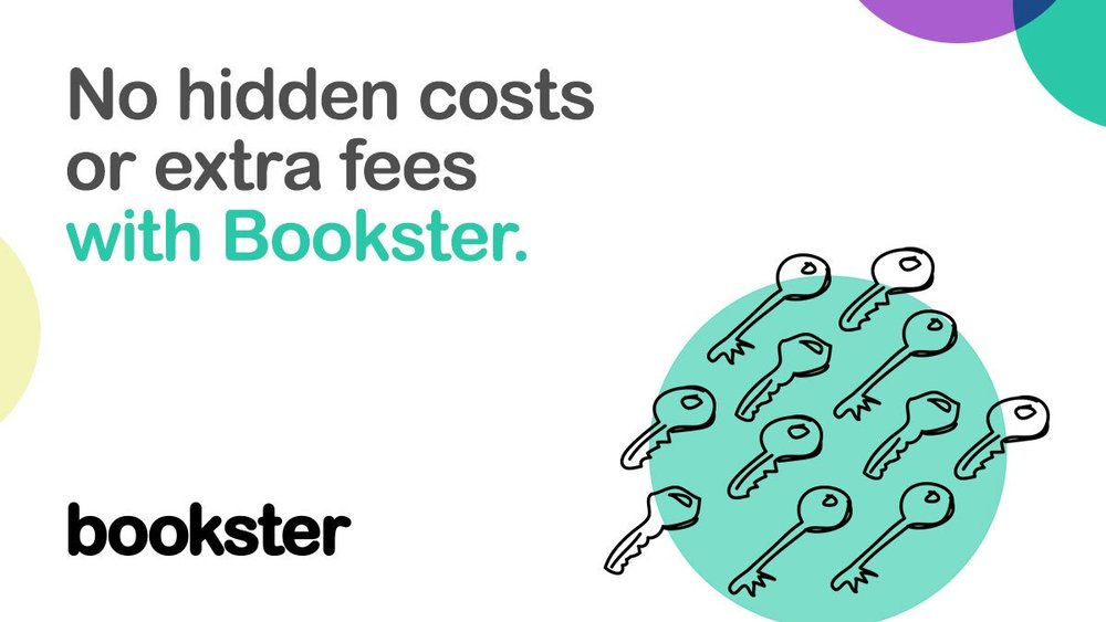 A PMS with no hidden costs - Are you a holiday rentals manager wanting to work with a platform with no hidden charges? Bookster can help.