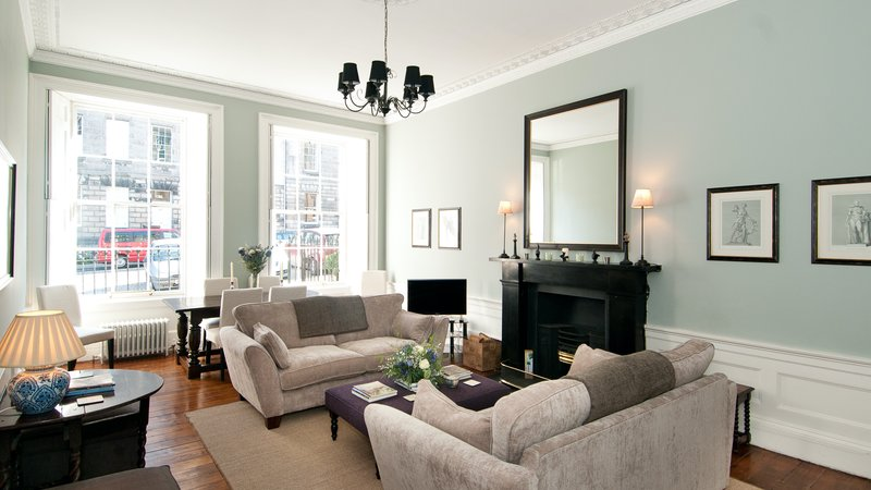 Self Catering Apartments in Edinburgh (© innerCityLets)