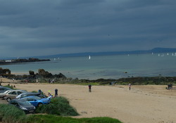Beach holidays North Berwick, self catering