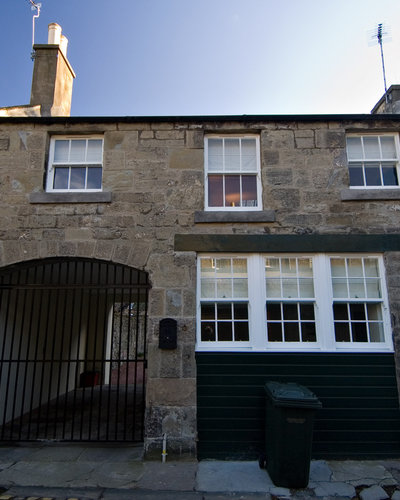 New Town Mews frontage