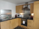 Fully equipped kitchen - With all dinnerware, cutlery, cooking facilities, fridge, freezer, oven, hob, dishwasher